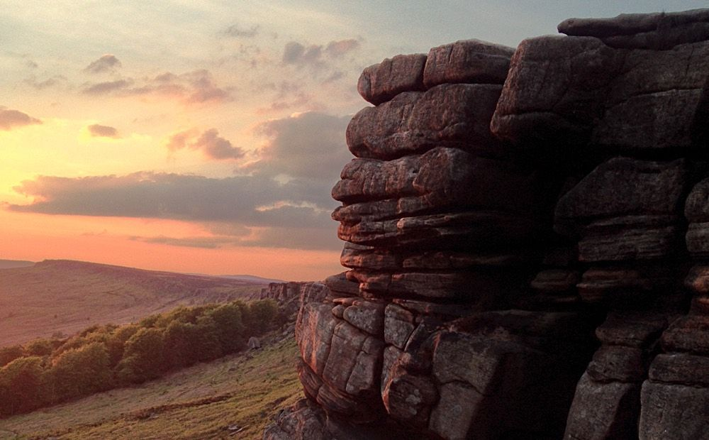 A photo from Jon Rhodes of Stannage Edge